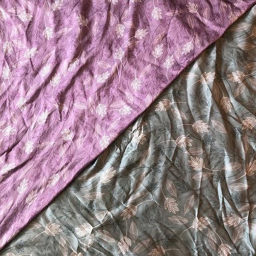 Leaf Pattern Scarves