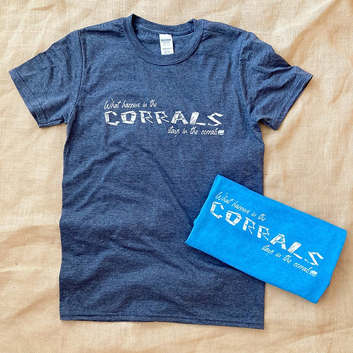 The Corral Rage Tee