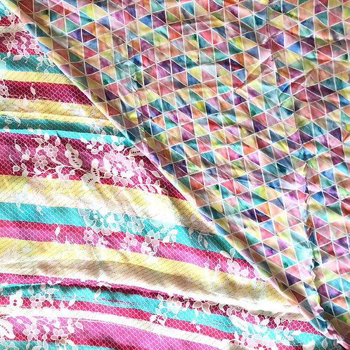 "44"" Colorful Scarves"