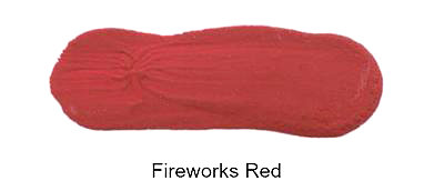 Fireworks Red