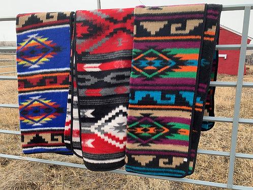 Acrylic Camp Blanket