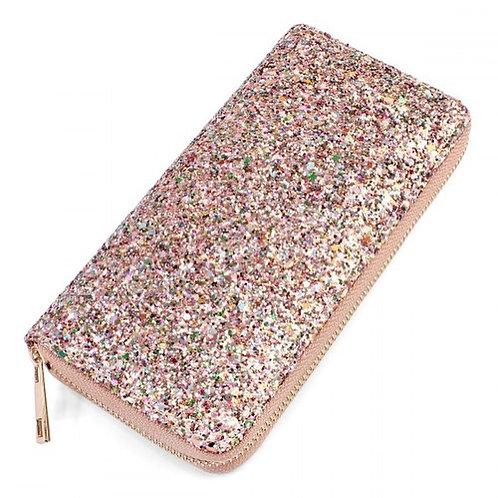 Pink Sparkles Wallet