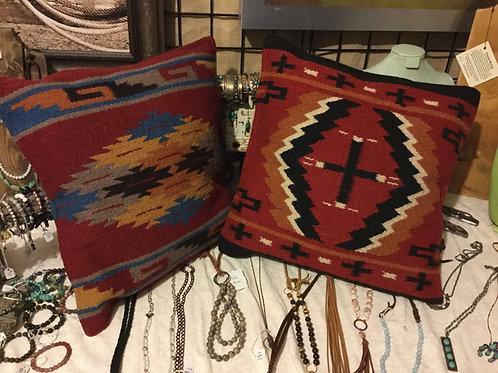 Navajo Pillows