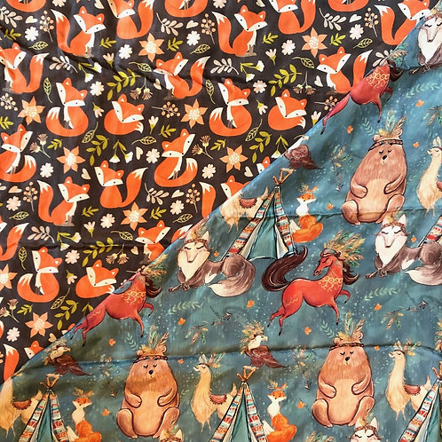 """28"""" Critters Scarves"""