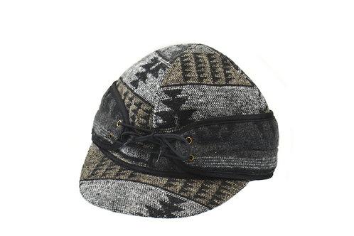 Size 7 Wool Rail Road Caps