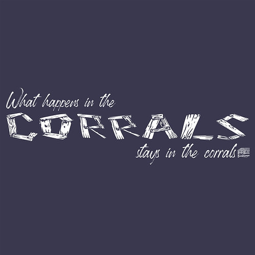 The Corral Rage Unisex Tee
