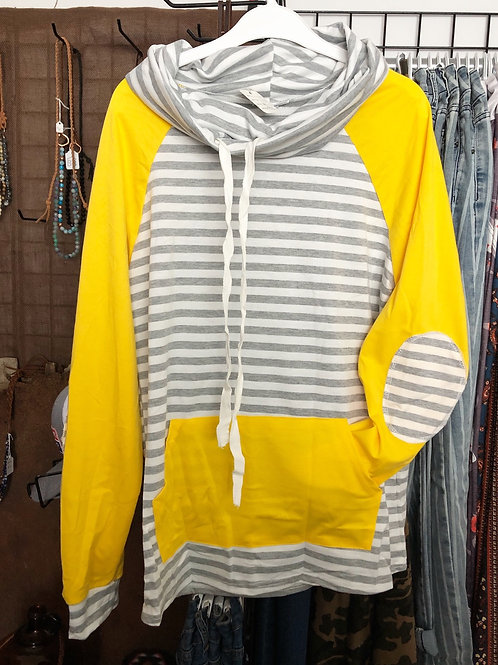 Cowlneck Sweater M/L