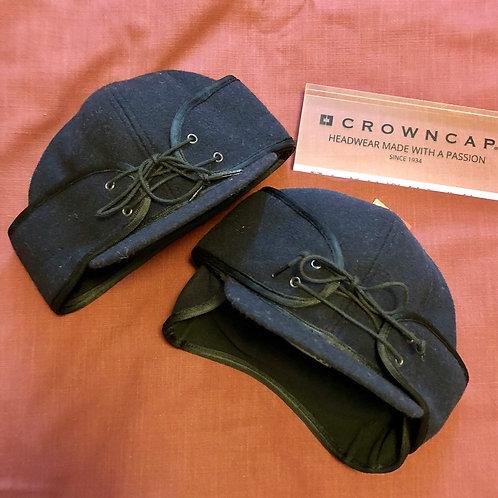 Size 6 3/4 Wool Rail Road Caps