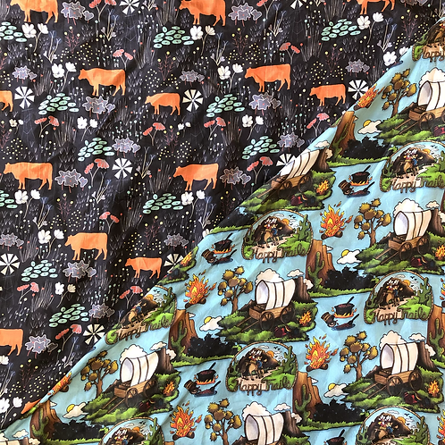 """28"""" Ranching Scarves"""