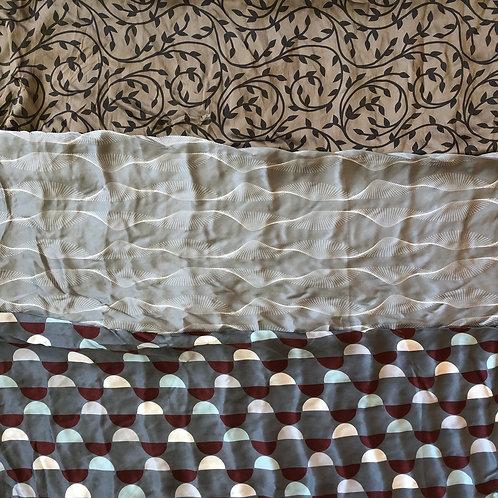 """44"""" Simple Pattern Scarves"""