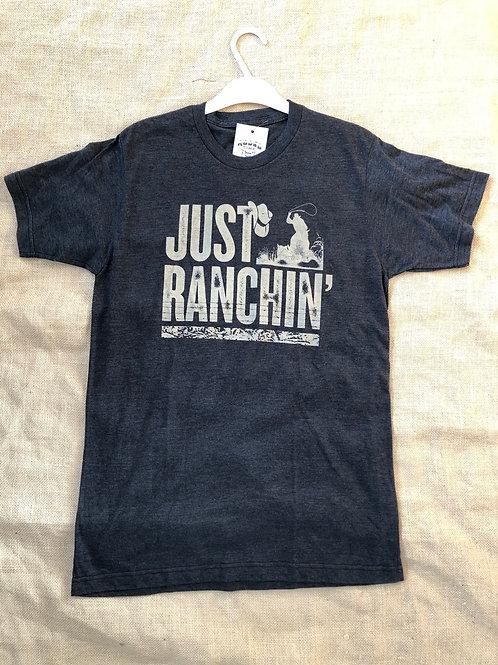 #Dalewear Just Ranchin' Tee