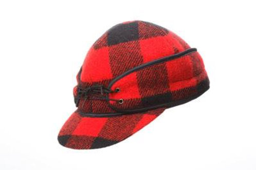 Size 7 3/8 Wool Rail Road Caps