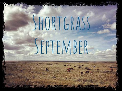 Shortgrass September