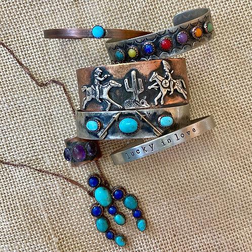 Bundle #22: Mad Cow Company Jewelry