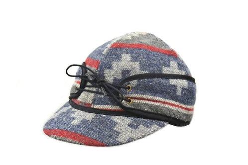 Size 7 1/2 Wool Rail Road Caps