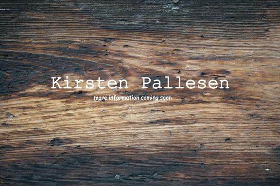 Kirsten Pallesen