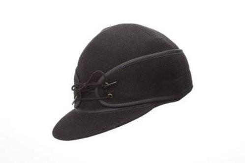 Size 7 7/8 Wool Rail Road Caps