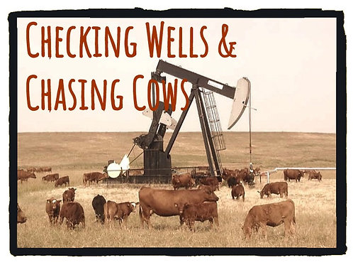 Checking Wells & Chasing Cows
