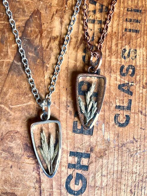 Salt Grass Necklaces