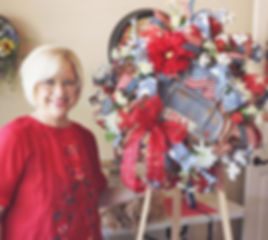 wreaths, handmade wreaths, home decor, custom wreaths, wreath
