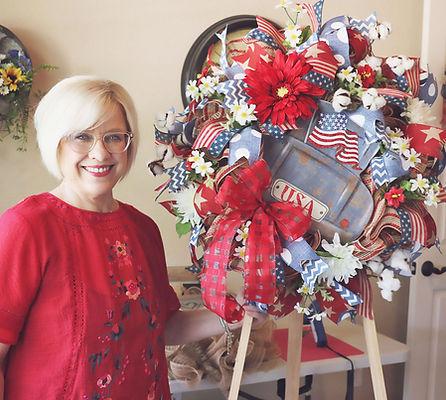 wreaths, handmade wreaths, home decor, custom wreaths, wreath