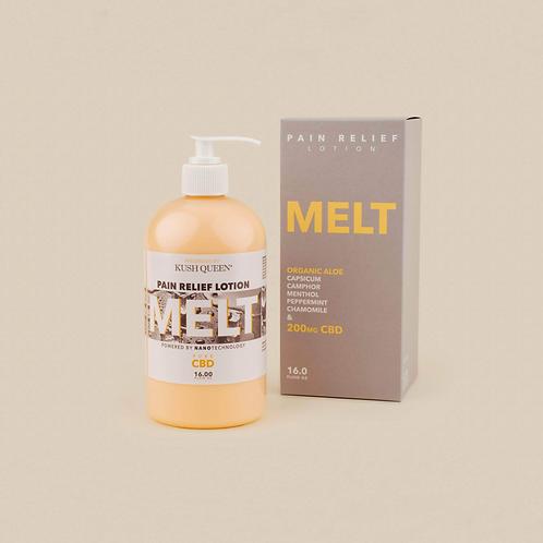 Melt CBD Lotion 16 oz 200mg