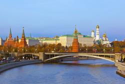 Kremlin on Sunset