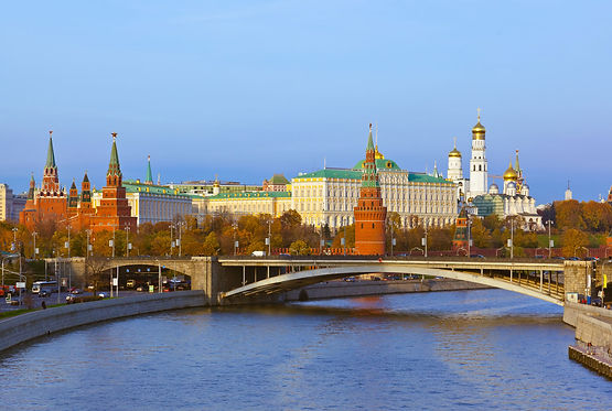 Kremlin on Sunset