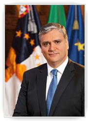 President of Azores Regional Government - Vasco Alves Cordeiro