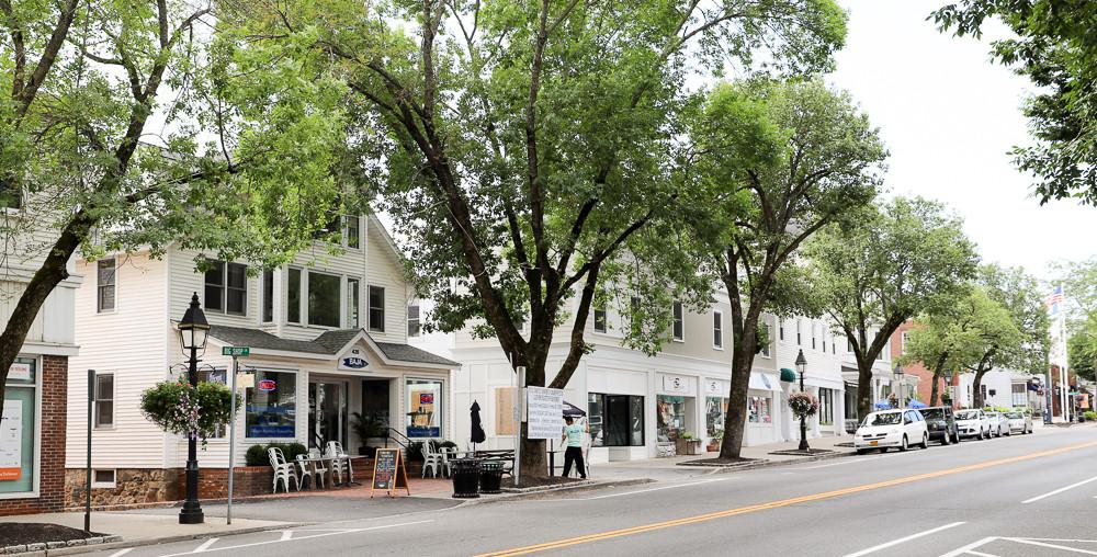 Downtown Ridgefield