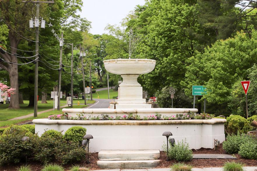 Cass & Gilbert Fountain
