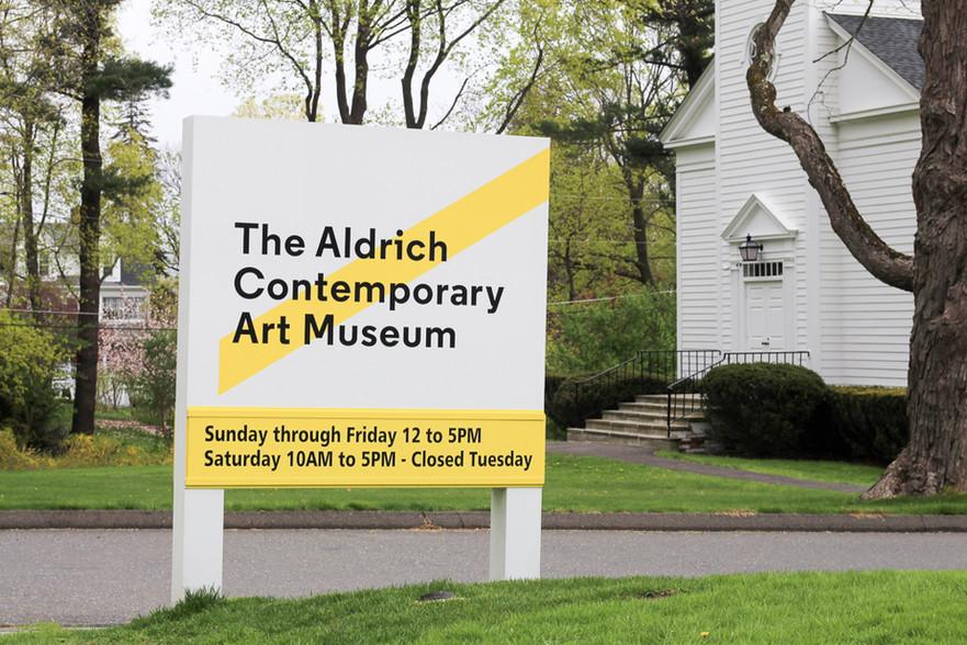 The Aldrich Museum