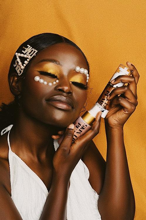 Melaninated Shimmer Body Oil