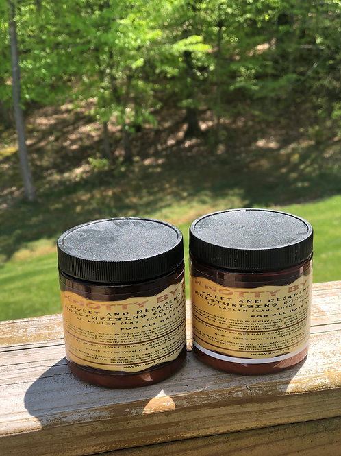 Sweet and Decadent Restorative: Cocoa Puff Deep Conditioner