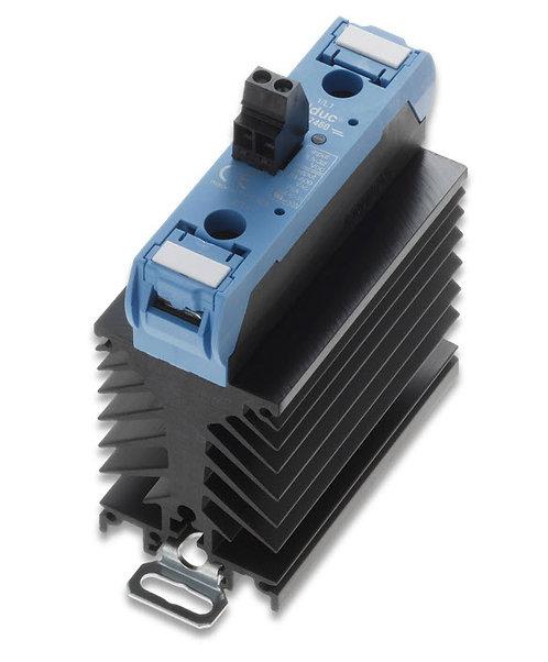 Celduc SUM865070 45 Amp / 24-510Vac, DC Input, 22.5mm Solid State Relay