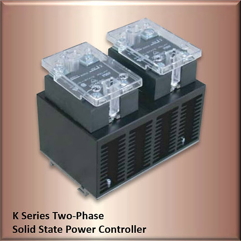 HBC-90HAK-2 40 Amp / 480Vac Two-Pole Solid State Relay Power Controller