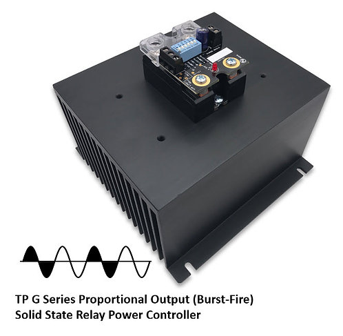TP-90HDG 80 Amp / 48-530Vac Burst Fire Solid State Power Controller