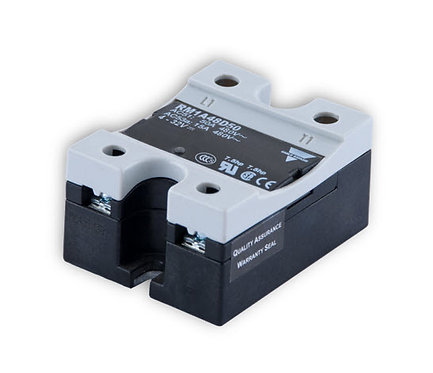 Carlo Gavazzi RM1A23A50 50 Amp, AC Input Panel Mount Solid State Relay