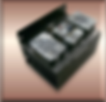 HBControls TPLP F7 Series 100 Amp Three-Phase Burst Fire Power Controller