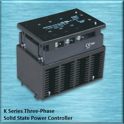 HBC-T50AK 30 Amp / 480Vac Three-Phase Solid State Relay Power Controller