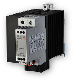 Carlo Gavazzi RGC1A60A92GGEP 70mm, 85 Amp, AC Input DIN Mount Solid State Relay