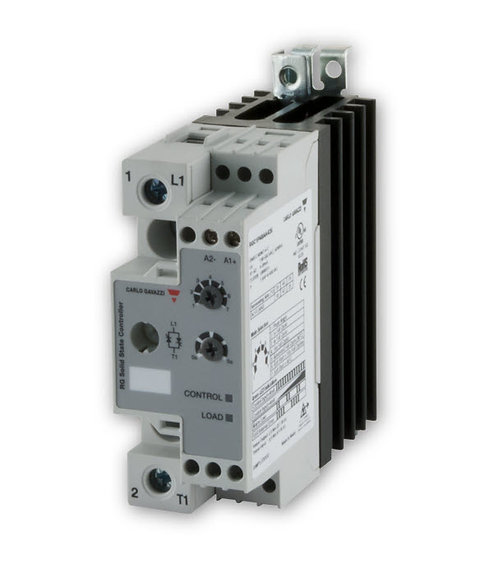 Carlo Gavazzi RGC1P48AA42ET 35mm, 43 Amp, Proportional Solid State Relay