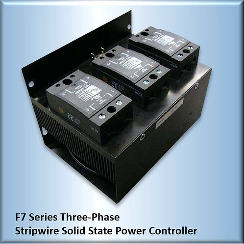 HBC-690CAF73 80 Amp / 600Vac Three-Phase Solid State Power Controller
