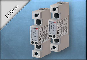 Carlo Gavazzi RGS 17.mm Panel Mount Solid State Relays