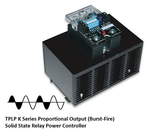 TPLP-690HDXK 60 Amp / 48-660Vac Burst Fire Solid State Power Controller