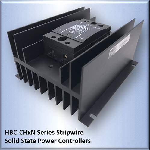 HBC-690CHAN 70 Amp / 600Vac Stripwire Solid State Relay Power Controller