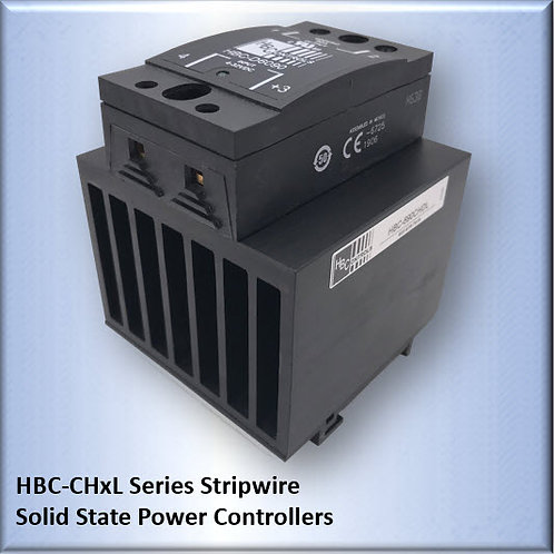 HBC-690CHDL 50 Amp / 600Vac Stripwire Solid State Relay Power Controller