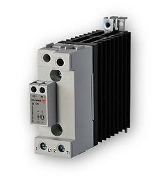 Carlo Gavazzi RGC1A60A42KGU 35mm, 43 Amp, AC Input DIN Mount Solid State Relay