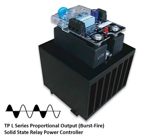 TP-90HDL 50 Amp / 48-530Vac Burst Fire Solid State Power Controller