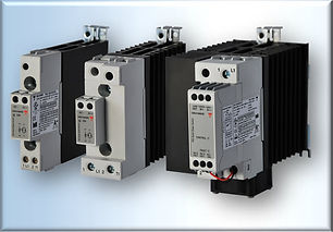 Carlo Gavazzi RGC1A DIN Mount Solid State Relays